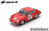 【スパーク】 1/43 ポルシェ 911S No.57 Rally Monte Carlo 1966R. Buchet - J. 'Jo' Schlesser [S6603]