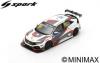 【スパーク】 1/43 ホンダ シビック Type R TCR No.89 MacPro Racing Team WTCRマカオ Guia Race 2018 [SA184]