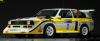 【イクソ】 1/18 アウディ  スポーツ  クアトロ  S1   1985年RACラリー   #2  H.Mikkola/A.Hertz [18RMC048A]