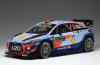 【イクソ】 1/18 ヒュンダイ i20 WRC 2018年ラリー・モンテカルロ #6 D.Sordo/C.Del Barrio [18RMC030C]