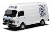 【イクソ】 1/43 VW LT35 LWB - VW MOTORSPORT ラリーアシスタント バン [RAC286]