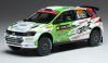 【イクソ】 1/43 VW ポロ GTI R5  2019年ラリー・スウェーデン #48 M.Korhonen?/ E. Lindholm [RAM707]