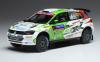 【イクソ】 1/43 VW ポロ GTI R5  2019年ラリー・フィンランド #47  E. Lindholm / M.Korhonen [RAM727]