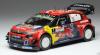 【イクソ】 1/43 シトロエン C3 WRC 2019年ラリー・チリ#4 S.Ogier/J.Ingrassia [RAM712]