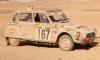 【イクソ】 1/43 シトロエン ディアーヌ 1979年パリ-ダカール・ラリー #167 C.Sandron / P.Alberto  [RAC289]