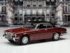 ◆【イクソ】 1/43 ジャガー XJ12C クーペ 1976 レッド/ブラックルーフ [CLC345N]