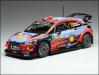 【イクソ】 1/43 ヒュンダイ i20 クーペ  WRC 19ラリー・チリ #19 S.Loeb/D.Elena[RAM713]