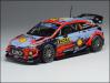 【イクソ】 1/43 ヒュンダイ i20 クーペ WRC 19ドイツラリー #6 D.Sordo/C.Del El Barrio[RAM728]