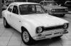 ◆【イクソ】 1/43 フォード エスコート MKI RS1600 1971 ラーリースペックオールホワイト [MDCS027]