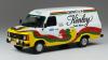 """◆【イクソ】 1/43 フォード トランジット MK II チーム・ベルギー 1978 """"KINLEY"""" [RAC283]"""