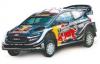 【イクソ】 1/43 フォード フィエスタ WRC 18ラリーオーストラリア #1 S. Ogier / J.Ingrassia[RAM690]