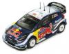【イクソ】 1/43 フォード フィエスタ WRC 18ラリーフィンランド #2 E.Evans/D.Barrit[RAM685]