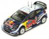 【イクソ】 1/43 フォード フィエスタ WRC 18ラリーフィンランド #3 T.Suninen / M.Markkula[RAM686]