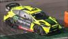 【イクソ】 1/43 フォード フィエスタ WRC 2018年モンツァラリーショー 優勝 #46 V. Rossi?/ C. Cassina [RAM694]