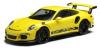 ◆【イクソ】 1/43 ポルシェ 911 (991) GT3 RS 2017 イエロー [MOC299]