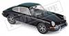 【ノレブ】 1/18 ポルシェ 911 S 1973 ブラック [187631]