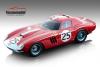 【テクノモデル】  1/18 フェラーリ 250 GTO ル・マン 1964 #25 I. Ireland/T. Maggs/J. Stewart [TM18-96D]