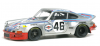 """【ヴィジョン】 1/43 ポルシェ 911RSR """"マルティニレーシング"""" ルマン24時間 1973 No.46 ■再生産[VM062A]"""