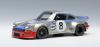 """【ヴィジョン】 1/43 ポルシェ 911RSR""""マルティニレーシング"""" ツェルトベク 1000km 1973 No.8 ■再生産 [VM071]"""