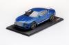 【トップスピード】  1/18 ベントレー コンチネンタル GT シークインブルー [TS0221]