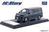 【ハイストーリー】  1/43 トヨタ ボクシー ハイブリッド ZS (2019)イナズマスパーキングブラックガラスフレーク [HS238GR]