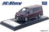 【ハイストーリー】  1/43 トヨタ ボクシー ハイブリッド ZS (2019)ボルドーマイカメタリック [HS238PP]