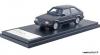 【ハイストーリー】  1/43 マツダ ファミリア TURBO 1500 XG (1983)スパークリングブラックメタリック [HS214BK]
