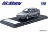 【ハイストーリー】  1/43 マツダ ファミリア フルタイム 4WD GT-X (1985)  サンビームシルバーM/ラスターシルバーM [HS261SL]