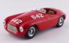 【アートモデル】  1/43 フェラーリ 166 MM バルケッタ ミッレミリア 1949 #642 Taruffi/Nicolini シャーシNo.0010 [ART397]
