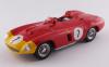 【アートモデル】  1/43 フェラーリ 857 S パリ/マンスレリー 1000km 1956 #7 De Pordago / Hill シャーシNo.0578 5位 [ART401]