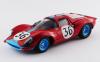 【アートモデル】  1/43 フェラーリ ディーノ 246 S クーペ ル・マン24時間 1966 #36 Salmon/Hobbs [ART207/2]