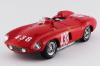 【アートモデル】 1/43 フェラーリ 118 LM ジロ・ディ・シチリア 1955 #438 P.Taruffi  シャーシNo.0484 優勝車  [ART375]