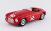【アートモデル】 1/43 フェラーリ 166 MM バルケッタ ドロミテゴールドカップレース 1950 #146 G.Marzotto シャーシNo.0034 優勝車 [ART367]
