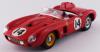 【アートモデル】 1/43 フェラーリ 290 MM セブリング12時間 1957 #14 Von Trips/Hill  [ART064/2]