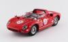 【アートモデル】 1/43 フェラーリ 330 P ロード アメリカ 1967 #21 Cooper/Drexler シャーシNo.0816 RR:10th [ART368]