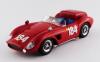 【アートモデル】 1/43 フェラーリ 500 TRC タルガ フローリオ 1965 #184 Tagliavia/Semilia シャーシNo.0670 [ART370]