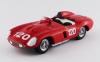 【アートモデル】 1/43 フェラーリ 750 モンツァ タルガ フローリオ 1955 #120 Maglioli/Sighinolfi シャーシNo.0486 [ART372]