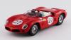 【アートモデル】 1/43 フェラーリ ディーノ 268 SP #27 Nino Vaccarella ローマGP 1997 -フェラーリ初勝利(1947) 50周年記念 [ART373]