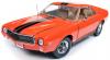 ■【アメリカンマッスル】 1/18 1969 AMC AMX (Hemmings)ビッグバッドオレンジ [AMM1170]