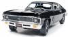 ■【アメリカンマッスル】 1/18 1969 Chevrolet Yenko Nova (Class of 69 - MCACN)  グロス&フラットブラック [AMM1178]