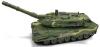 ■【アメリカンマッスル】 1/40 レオパルト 2 戦車(ウッドランド/デザート) ※カーキ系 [AWML004A]