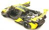 ■【オールモストリアル】 1/18 マクラーレン P1 GTR ジュネーブ オートショー 2015 イエロー/グリーン [AL840102]