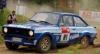 【サンスター】 1/18 フォード エスコート RS1800 12auto24 Estonia Historic #1 Latvala[4500]