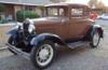 【サンスター】 1/18 フォード モデル A クーペ 1931 ブラウン [6138]
