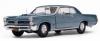 【サンスター】 1/18 ポンティアック GTO  65 Bluemist Slate[1844]
