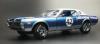 【サンスター】 1/18 マーキュリークーガー 1967 11Northwoods Shelby Club #42[1584]