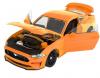 【ダイキャストマスター】 1/18 フォード マスタング GT 2019 右ハンドルオレンジ [61002]