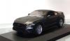 【ダイキャストマスター】 1/18 フォード マスタング GT 2019 左ハンドル マットブラック(カスタムカラー) [61005]