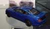【ダイキャストマスター】 1/18 フォード マスタング GT 2019 左ハンドルブルー [61003]