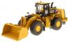 【ダイキャストマスター】 1/50 Cat 980K ホイールローダー マテリアル ハンドリング [DM85289C]